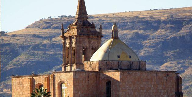 Teúl de González Ortega, Zacatecas | Secretaría de Turismo